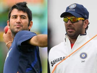 Pujara's success may have made things difficult for Yuvraj's Test aspirations