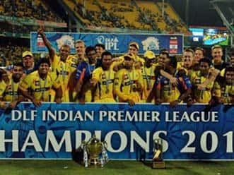 Chennai reclaim Indian Premier League easily