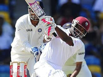 WI vs Ind: Second Test day five statistical review