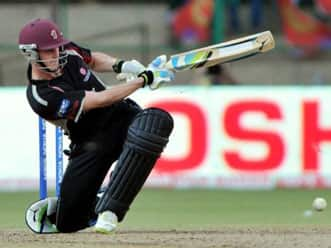 Somerset vs Warriors: CLT20 statistical highlights