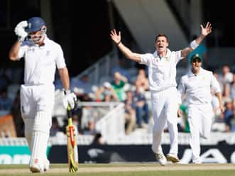 Live Cricket Score: England vs South Africa, 1st Test at Kennington Oval, Day five