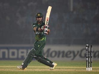Pakistan register seven-wicket win over Zimbabwe