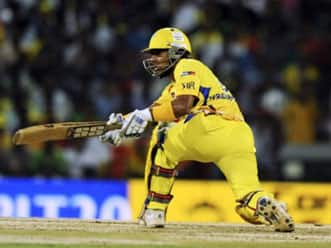 Wriddhiman Saha keen on performing his role for CSK