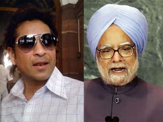What transpired between Sachin Tendulkar and PM Manmohan Singh in RS