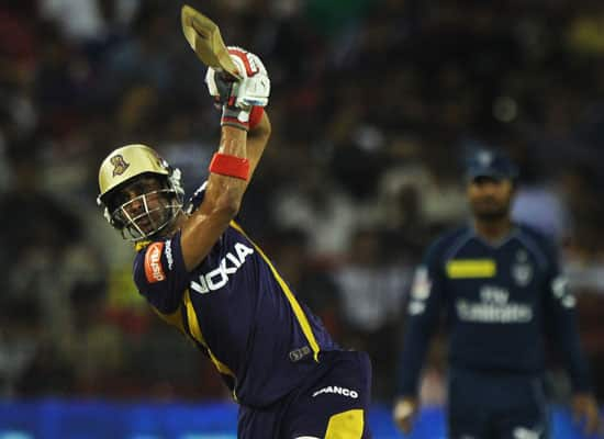 DC vs KKR, IPL 2012, (Apr 22, 2012)