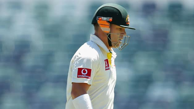 Australia vs South Africa, 3rd Test, Day Four- David Warner dismissal