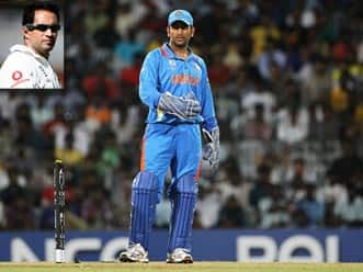 Mahendra Singh Dhoni is a five-star leader!