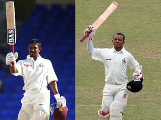 Windies sweat over Barath and Baugh