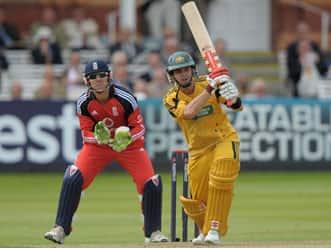 Callum Ferguson surprised to be included in ODI squad