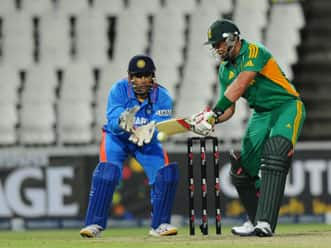 South Africa vs India one-off T20 at Johannesburg highlights: 1st innings part one