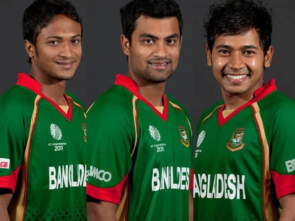 Shakib, Tamim & Mushfiqur play lead roles in rise of Bangladesh
