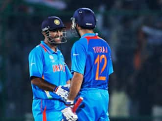 Yuvraj's only grouse against Dhoni!