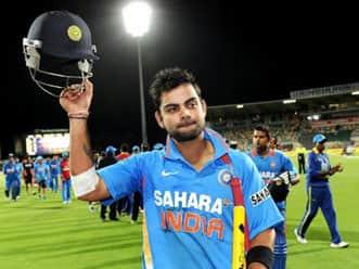 ODI Cricketer of the Year Virat Kohli reveals his success mantra