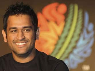 Dhoni says World Cup schedule may work to India's favour