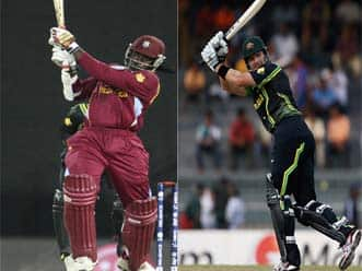 Chris Gayle, Shane Watson are prime examples of the best batsmen at the top in T20