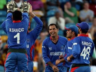 Afghanistan beat Canada in rain-marred ODI
