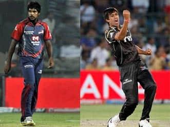 Varun Aaron and Rahul Sharma should play against England.
