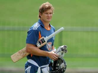 We missed the experience of Simon Katich: Shane Watson