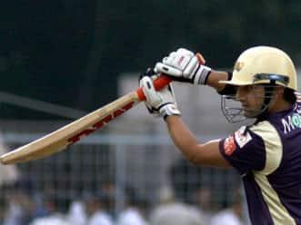 IPL 5: Gautam Gambhir addresses the media after 2nd T20 match