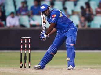 Batting is a concern for Mumbai Indians