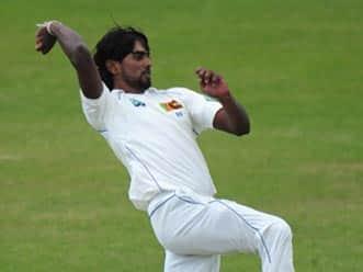 Sri Lankan pacer Nuwan Pradeep ruled out of SA series with injury
