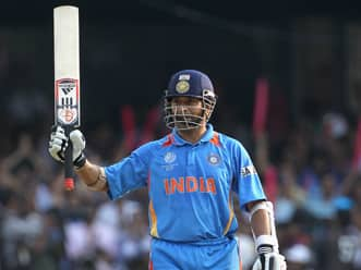Tendulkar slams 47th ODI ton as India take control