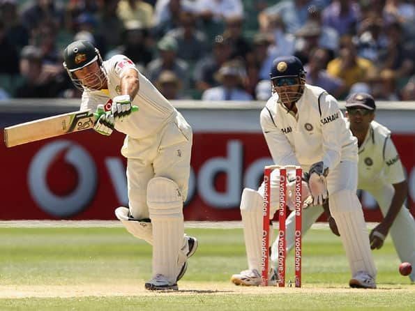 Live Cricket Score India vs Australia first Test match at Melbourne: Day four