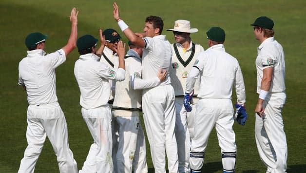 Somerset vs Australians warm-up match, Day 1: Video Highlights