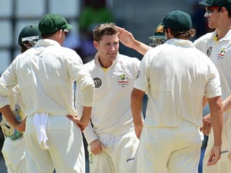 Live Cricket Score: West Indies vs Australia, 3rd Test match at dominica – day five