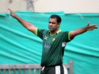 Former coach Waqar Younis unhappy with PCB selection policies