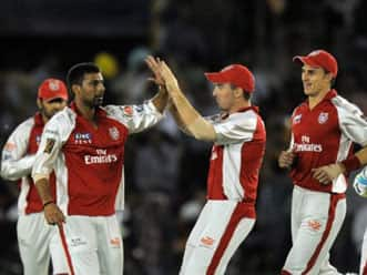 Punjab cruise to third win in a row