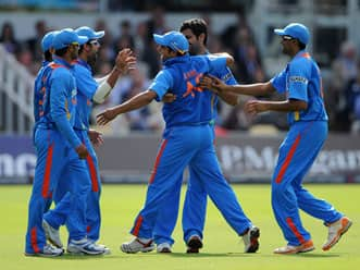 India drops to fifth in ICC ODI rankings