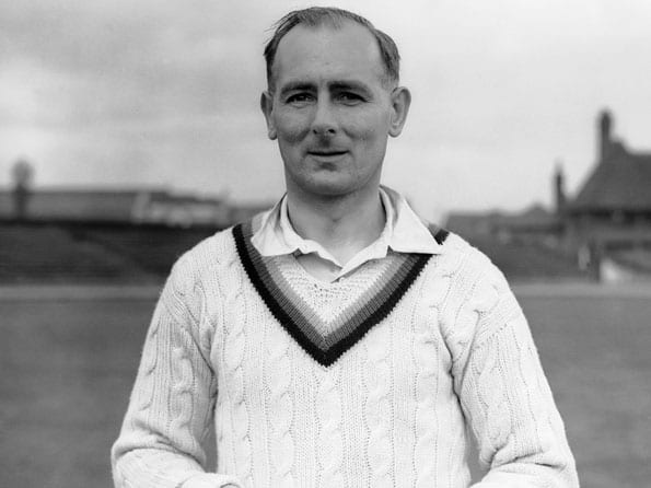 September 1, 1939 - Hedley Verity signs off with seven for nine