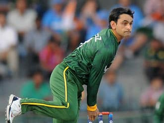 Mohammad Hafeez applauded team's efforts