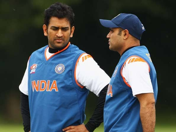 MS Dhoni's idea to drop Virender Sehwag may yet turn out to be a masterstroke