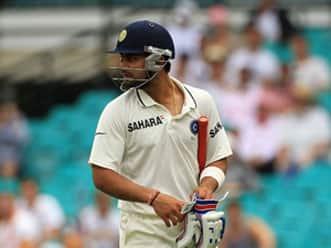 Australia vs India 2nd Test Day three, Tea video