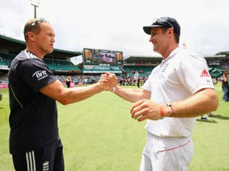 Flower-Strauss team has revived England's fortunes