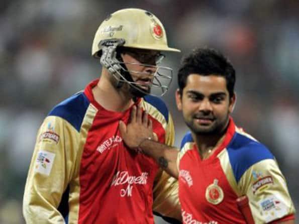 Cards favour Vettori's RCB against Dravid's Rajasthan