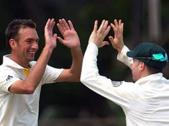 Copeland stakes Test claim with five-wicket haul