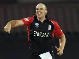 Tredwell 'glad' to have passed pressure test