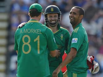 World T20: South Africa practice ahead of their match against Australia