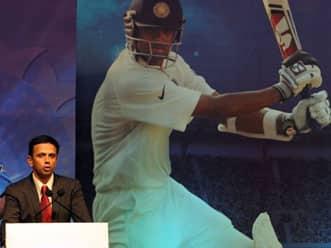 Rahul Dravid's speech at the BCCI felicitation ceremony