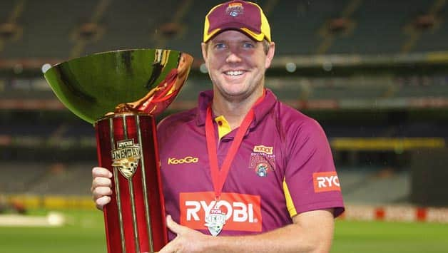 RYOBI One-Day Cup 2013 Final: James Hopes says Ryan Harris was the difference