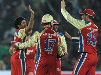 IPL 2012: Muttiah Muralitharan's guidance helped me, says KP Appanna