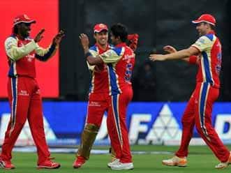 IPL 2012 highlights: Royal Challengers Bangalore vs Kolkata Knight Riders, part 1