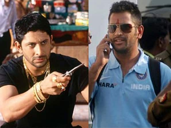 Impressed with Dhoni's finishing, G-Company approaches him with supari!