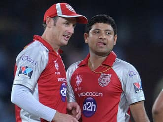 Hussey, Marsh look strong to mastermind Kings XI Punjab's victory
