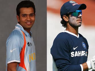 Rohit, Tiwary should get preference over Raina for Asia Cup opener