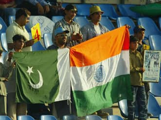 When Pakistan toured India in 1952, the climate was far more hostile than it is now