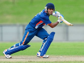 Under 19 Cricket World Cup 2012: Chand, Aparajith lead India's charge